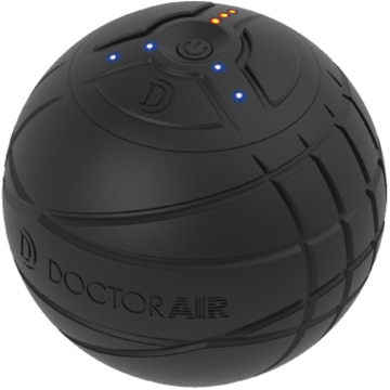ドクターエア コンディショニングボール ブラック CB-01BK