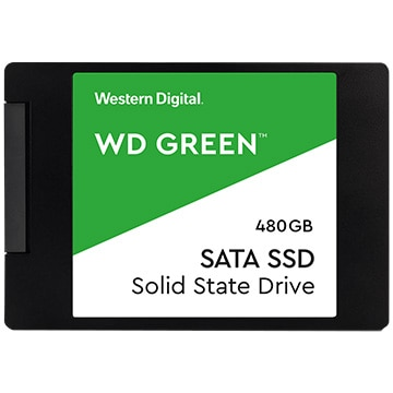 WesternDigibal WD Green WDS480G2G0A