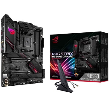 ASUS マザーボード AMD B550搭載 ATX ROGSTRIX B550-E GAMING ROG/STRIX/B550-E/G