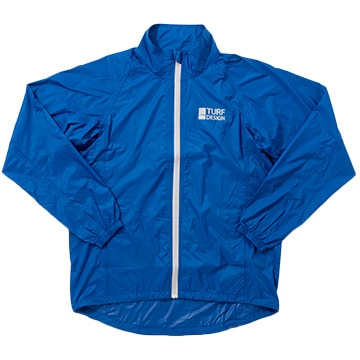 ■TURF DESIGN WIND JACKET BL O