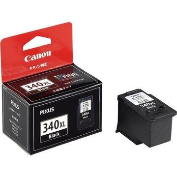 CANON 純正 インク FINEカートリッジ BC-340XL ブラック(大容量) BC340XL