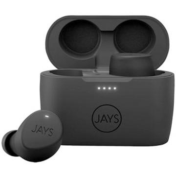 Princeton JAYS m-Seven True Wireless (ブラック・ブラック) JS-MSTW-B/B