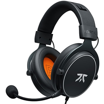 FnaticGear ヘッドセット REACT - Analog Gaming Headset HS0003-001