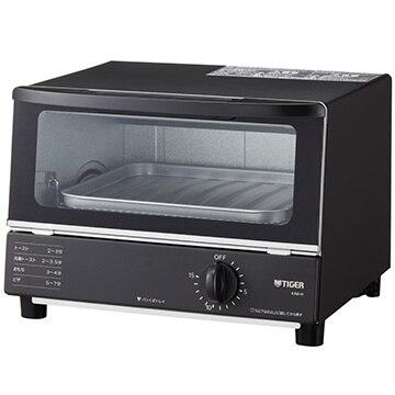 タイガー魔法瓶 オーブントースター やきたて グレー KAK-H100-K