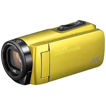 JVCケンウッド 32GBハイビジョンメモリームービー(シトロンイエロー) GZ-R480-Y