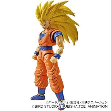 バンダイ 超サイヤ人3 孫悟空 【Figure-rise Standard】