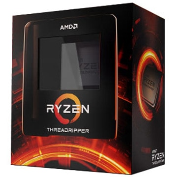 AMD ■Ryzen Threadripper3 3970X BOX(C32/T64 TDP280W TR4)W/O CPU Cooler 100-100000011WOF