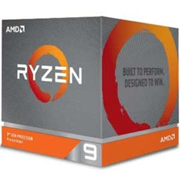 AMD ■Ryzen 9 3900X With Wraith Prism cooler (12C24T 3.8GHz 105W) 100-100000023BOX