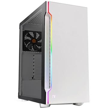 Thermaltake ■H200 TG RGB Snow Edition CA-1M3-00M6WN-00