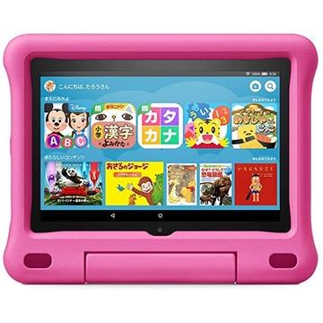 Amazon Fire HD 8タブレット キッズモデル ピンク (8 インチ HD ディスプレイ) 32GB B07WHPKN27