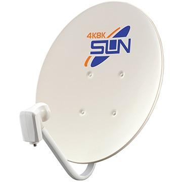サン電子 新4K8K衛星放送対応 BS・110度CS 45型アンテナ CBD-K045