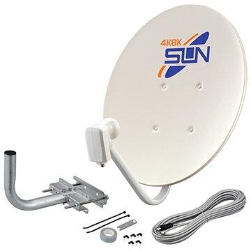 サン電子 新4K8K衛星放送対応 BS・110度CS 45型アンテナセット CBD-K045-S