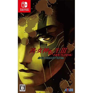 [Switch] 真・女神転生III NOCTURNE HD REMASTER