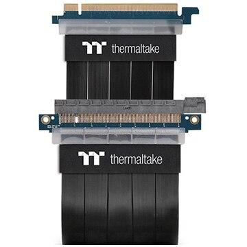 Thermaltake ライザーケーブル TT Premium PCI Express Extender Cable(300mm) AC-045-CN1OTN-C1