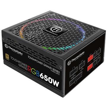 Thermaltake 電源ユニット TOUGHPOWER GRAND RGB -650W -NON DPS- PS-TPG-0650FPCGJP-R