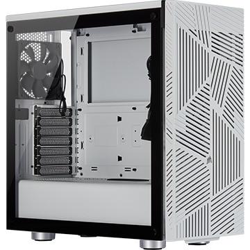 Corsair PCケース 275R Airflow Tempered Glass -White- CC-9011182-WW