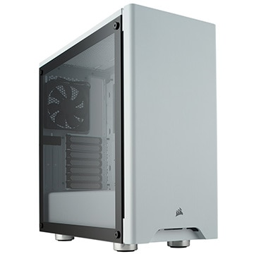 Corsair PCケース Carbide 275R Tempered Glass -White- CC-9011133-WW