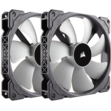 Corsair PCケースファン ML140(2-Pack) CO-9050044-WW