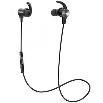 TaoTronics Bluetoothイヤホン TT-BH07 aptX対応 ブラック TT-BH07BK