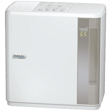 ダイニチ工業 ハイブリッド式加湿器 ホワイト(プレハブ洋室19畳まで/木造和室12畳まで) HD-7019-W