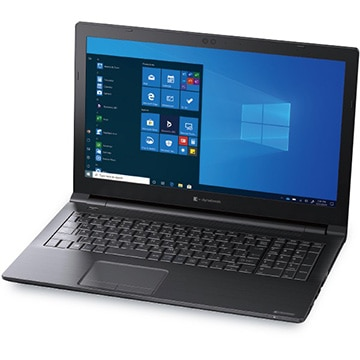 B65/EP Core i7-8665U 8GB 256GB-SSD 15.6型HD Win10 Pro 64 Office無