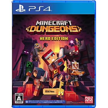 [PS4] Minecraft Dungeons Hero Edition
