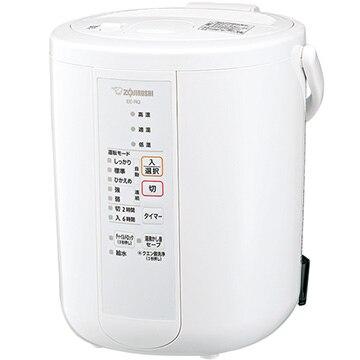 象印マホービン スチーム式加湿器 加湿量350ml/h ホワイト EE-RQ35-WA
