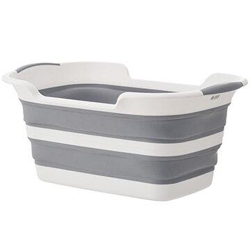 ロゴス ■たためる洗い桶 81442000