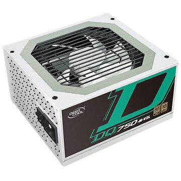 【ポイント50倍!】DeepCool DQ750-M-V2L WHITE - 80PLUS GOLD認証取得750W電源