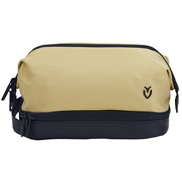 朝日ゴルフ ■VESSEL SKYLINE TOILETRY TAN 3305119