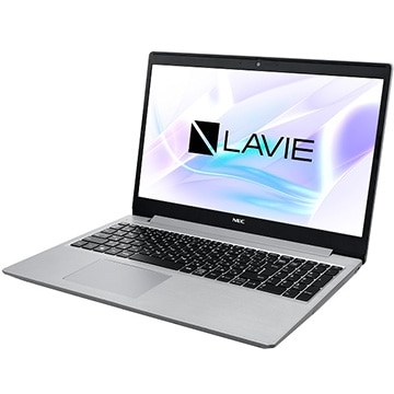 NEC LAVIE Smart NS (Cel 4GB SSD256GB Office有)カームシルバー PC-SN18CUHDH-D