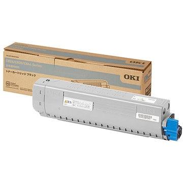 OKIデータ トナーカートリッジ ブラック (C844/835/835/824) TC-C3BK1