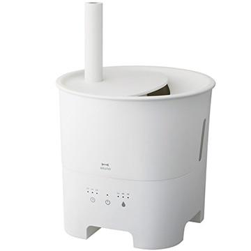 イデアインターナショナル ブルーノ 超音波加湿器 ポットミスト ホワイト BOE078-WH