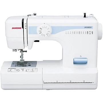 ジャノメ 電動ミシン JN508DX