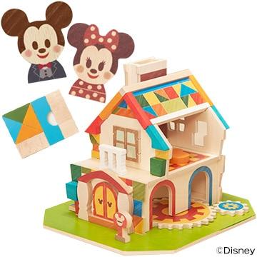 KIDEA [ノベルティつき] HOUSE/ミッキー&フレンズ STKD00501A