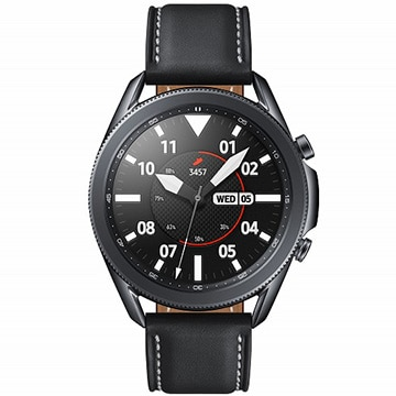 Galaxy Watch3 45mm Stainless Mystic Black