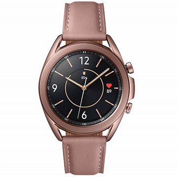 Galaxy Watch3 41mm Stainless Mystic Bronze