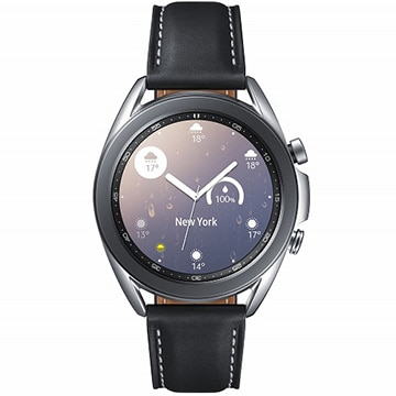 Galaxy Watch3 41mm Stainless Mystic Silver