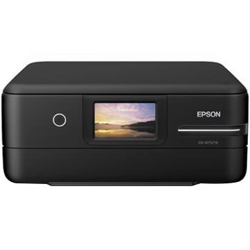 EPSON A4カラーIJ複合機/5色/Wi-Fi/4.3型Wタッチ/ブラック EW-M752TB