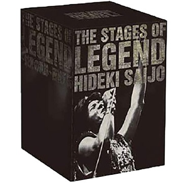 ■THE STAGES OF LEGEND ~栄光の軌跡~ 西城秀樹 HIDEKI SAIJO AND MORE