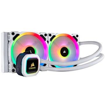 Corsair 水冷CPUクーラー H100i RGB PLATINUM SE V2 CW-9060042-WW
