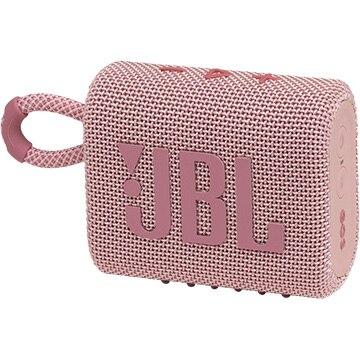 JBL GO3 Pink JBLGO3PINK