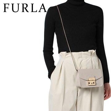 FURLA ショルダーバッグ(オフホワイト) 502014528