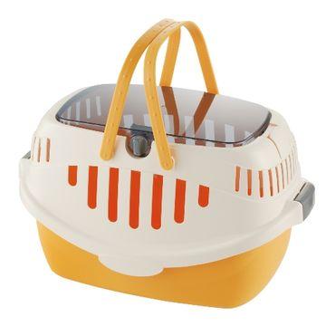 株式会社 リッチェル ■ピコ キャットキャリー オレンジ