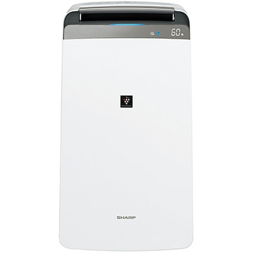 SHARP プラズマクラスター衣類乾燥除湿機 パワフル ホワイト CV-L180-W