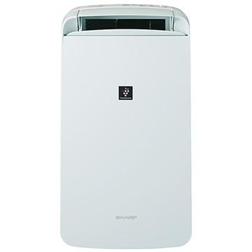 SHARP プラズマクラスター冷風・衣類乾燥除湿機 コンパクトクール アイスホワイト CM-L100-W