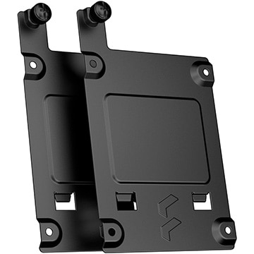 Fractal Design ■SSD Tray kit - Type B Black (2 pack) FD-A-BRKT-001