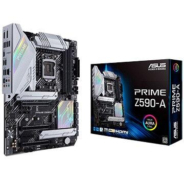 ASUS マザーボード Intel Z590搭載 ATX Z590-A PRIME/Z590-A