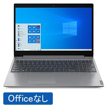 Lenovo IdeaPad L360i(15.6/Corei7/8GB/256GB)プラチナグレー(ひかりTVショッピング限定モデル) 82HL001JJP