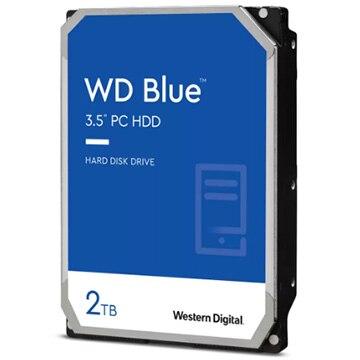 WesternDigital WD Blue シリーズ 3.5インチ 内蔵 HDD 2TB 7200rpm WD20EZBX